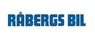 Råberg Bil logo