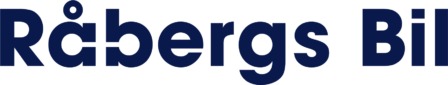 Råbergs Bil logo
