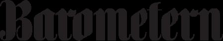 Barometern logo