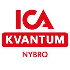 ICA Kvantum Nybro logo