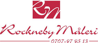 Rockneby Måleri logo