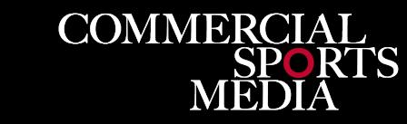 Commercial Sports Media logo