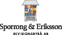 Sporrong & Eriksson Revisionsbyrå logo