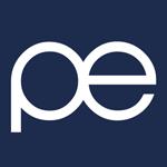 P&E Fastighetspartner logo