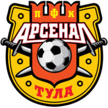 Arsenal Tula emblem