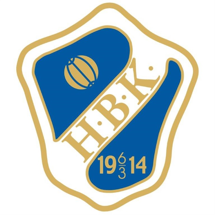 Halmstads BK emblem
