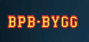 BPB Bygg logo