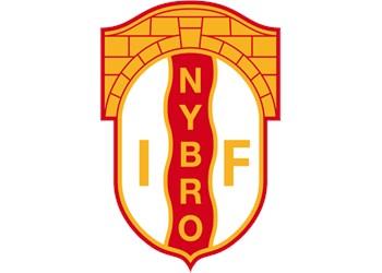 Nybro IF emblem