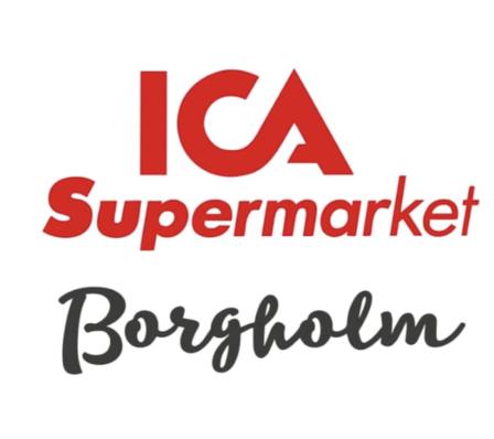 ICA Supermarket Borgholm logo